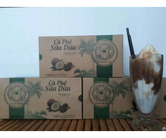 Coconut Milk Powder Coffee