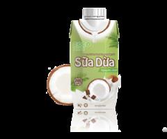 Sterilized Coconut Milk