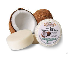 Coconut Oil Soap Natural