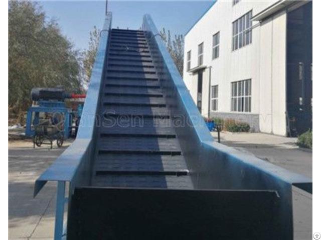 Iron Chain Feeding Conveyor