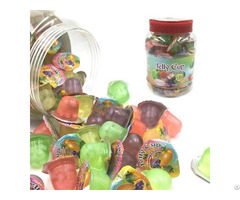 Hotsell Halal New Mini Assorted Flavors Lychee Fruit Jelly Cup