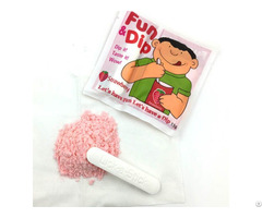 Fun And Dip Sour Powder Candy With Tablet Stick