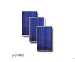 Polycrystalline Panel Cheap Price Pid Free Solar Modules