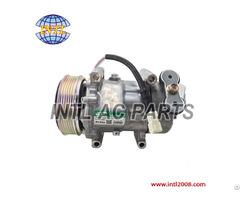 6453en 6453jh 9635587780 Sanden Sd6v12 1421 For Citroen Peugeot 206 406 807 Car Ac Compressor