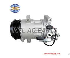 Denso 6seu16c A C Compressor For Mercedes