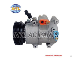 Doowon Dv16 Air Conditioning Ac Compressor For Hyundai Veloster