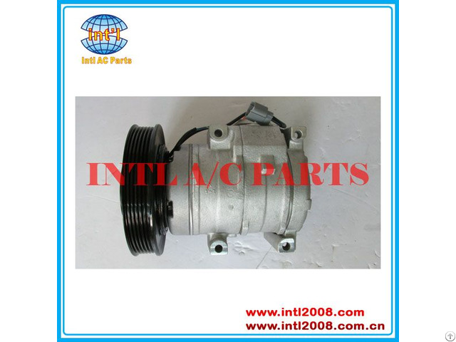 Car Ac Air Compressor Denso 10s17c For Honda
