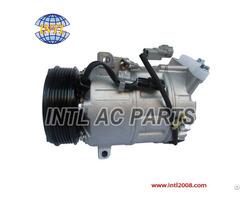 Valeo Dcs 17ec Air Con Ac Compressor For Renault Laguna Iii 2 0 2l 2007 Grandtour