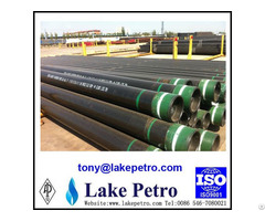 Api 5ct L80 N80 P110 Casing Tubing Seamless Steel Pipe