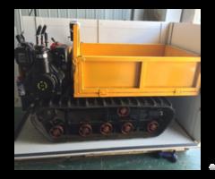 Hydraulic 1000kg Loader Mini Transporter Diesel 10hp Good Price
