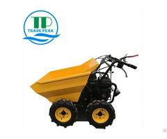 Qtp300n 4x2 Wheel Dumper 300kg Gasoline For Sale
