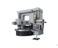 China High Quality Cnc Vtl Vertical Turret Lathe Machine Plant Works Supplier