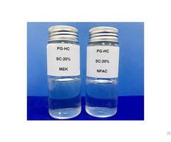 Vinyl Acetate Terpolymers Pg Hc