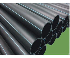 Hdpe Water Supply Pipe China