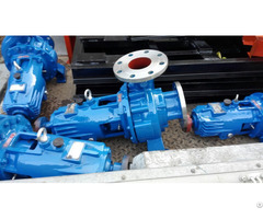 Za Zao Series Petrochemical Centrifugal Stainless Steel Sanitary Pump