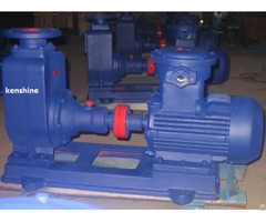 Cyz Self Priming Centrifugal Oil Pump