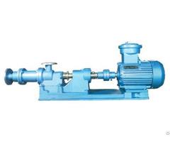 Underflow Slurry Screw Pump