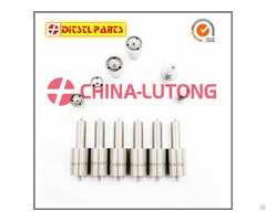 Diesel Injection Nozzle Types Dlla143p1619 Injector Tip For Yuchai 6ja Eu3