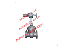 High Pressure Electric Wcb Gate Valve