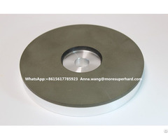 Vitrified Diamond Centerless Sarrhire Lapping Wheel And Disc