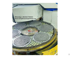 Vitrified Diamond Grinding Wheels For Top And Bottom Of Sapphire Wafer Edge