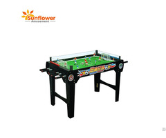 New Hot Adult Hand Game French Commercial Foosball Table