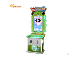 Hot Jumping Frog Game Machine For Sale