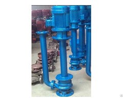 Yw Series Vertical Submersible Sewage Not Clogging Waste Water Pump