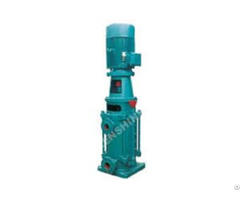 Dl Dlr Vertical Multistage Centrifugal Pump