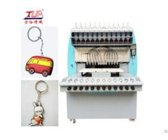 Plastic Key Chain Dropping Equipment