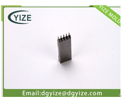 Precision Mould Component Manufacturer Carbide Mold Components Maker