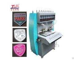Auto 8 Colors Pvc Labels Dispensing Machine