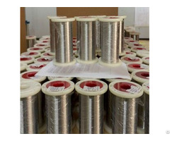 Nickel Wire 0 025mm Suppliers