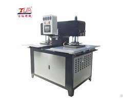 Automation Garment Logo Heating Embossing Machine