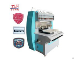 Hot Selling Pvc Rubber Patch Machine