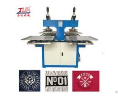 Embossing Machine For Silicone Label