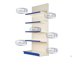 Standard Shelving Wall Unit 01