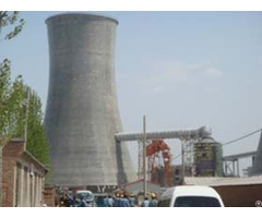 Cooling Tower To Supersede Chimneys