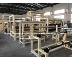 Geogrid Coating Machine For Fiberglass