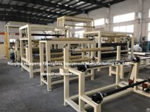 Ptfe Coating Machine For Fiberglass