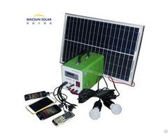Mini Off Grid Panel For Led Lighting Residential Offgrid Solar Power System