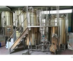 Beer Brewing Equipment 7 10bbl