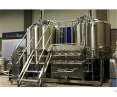 Beer Brewing Equipment 10bbl