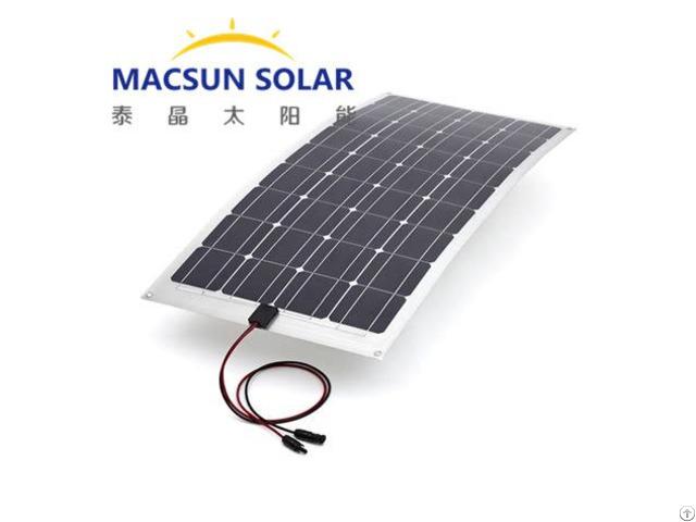Top Grade Flexible 18w Solar Modules In China