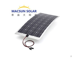 Top Grade Flexible 18w Solar Modules In China