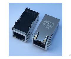 Ingke Ykku 8339nl 100% Cross 0826 1x1t 43 F Rj45 Magnetic Jack Connectors