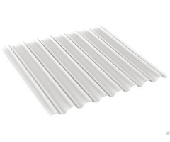 Polycarbonate Corrugated Sheets Liteguide Roma Series