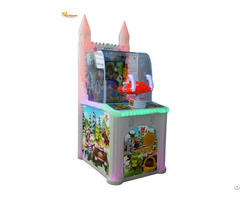 Kids Indoor Coin Operated Water Shooting Arcade Game Machine