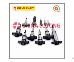 Diesel Injection System 131151 2320 12mm Chinese Plunger For Mitsubishi