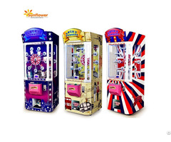 Indoor Amusement Games Coin Operated Toy Gifts Vending Machine